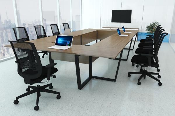 회의 테이블