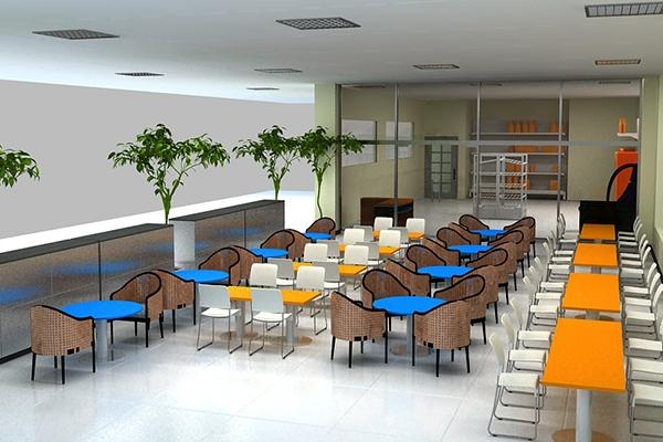 Cafeteria SEV