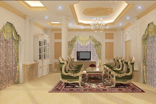 Neoclassical Villa