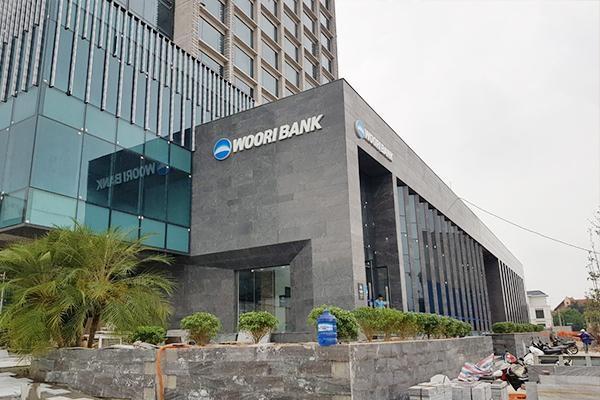 Wooribank Office - VinhPhuc